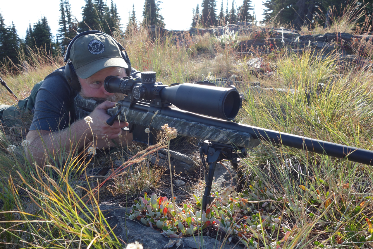 Practical Practice for Long Range Hunting